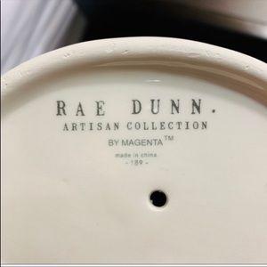 Rae Dunn Storage & Organization - NEW Rae Dunn Bracelet holder black white ceramic